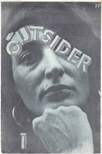 THE OUTSIDER. Vol.1,  No.1, FALL 1961
