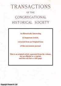 The Centenary of Mill Hill School (1807-1907). An article from The Transactions of the...