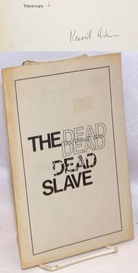 image of The Dead Slave and other poems; some versions from Book XV of Marcus Valerius Marialis made and introduced by Kenneth Hopkins