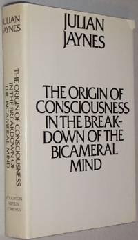 Origin of Conciousness