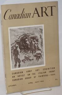 Canadian Art: vol. 1, #4, April/May 1944: Canadian Army Art Exhibition