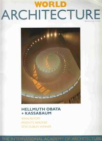 World Architecture Issue No. 40