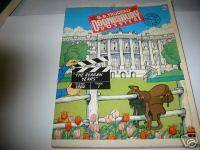 Doonesbury Dossier: The Reagan Years by  G. B Trudeau - Paperback - Stated First - 1984 - from Astro Books and Biblio.com