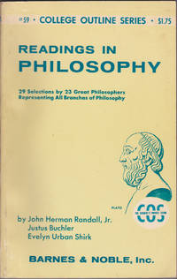 Readings in Philosophy (College Outline Series, 59)