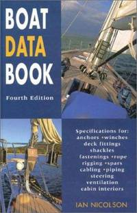 image of Boat Data Book