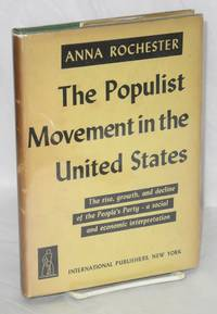 The populist movement in the United States