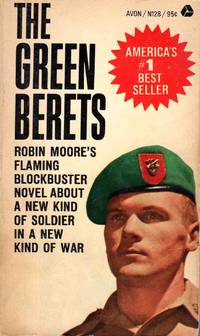 The Green Berets by Robin Moore - Paperback - 1965 - from C.A. Hood & Associates and Biblio.co.uk
