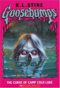 image of The Curse of Camp Cold Lake (Goosebumps)