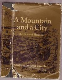 image of A Mountain and a City:  The Story of Hamilton