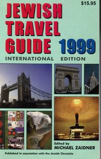 Jewish Travel Guide 1999 : International Edition