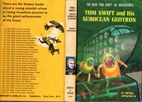 Tom Swift and His Subocean Geotron  (#27 in Series) by Appleton, Victor II - 1966