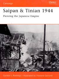 Campaign No.137: Saipan & Tinian 1944 - Piercing the Japanese Empire