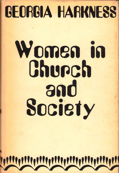 Nashville: Abingdon Press, 1972. Hardcover. Very good. 237pp+ index. Small ink name on front free en...