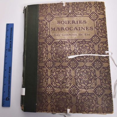 Paris: Albert Levy, Editeur, 1921. Folio. RISD ex-lib. with spine stickers and plate inside front co...