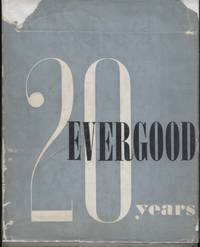 Evergood: 20 Years (Philip Evergood) by  Oliver (essay) Exhibition catalog. Larkin - Hardcover - 1946 - from ANTHOLOGY BOOKSELLERS (SKU: 11810)