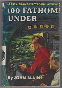 100 Fathoms Under (A Rick Brant Science-Adventure Story, 4)