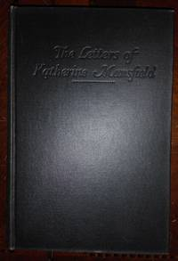 image of The Letters of Katherine Mansfield