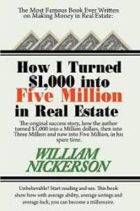 image of How I Turned $1,000 into Five Million in Real Estate in My Spare Time