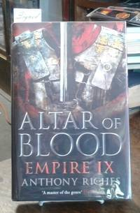 image of Altar of Blood (SIGNED First Edition)  Empire: Volume Nine