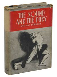 First Edition of The Sound and the Fury