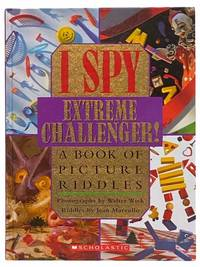 I Spy: Extreme Challenger! A Book of Picture Riddles