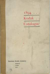 KODAKS AND KODETS, 1894