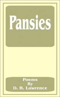 Pansies: Poems by D. H. Lawrence