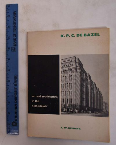 Amsterdam: J.M. Meulenhoff, 1965. Paperback. VG- light interior and exterior foxing and wear.. White...