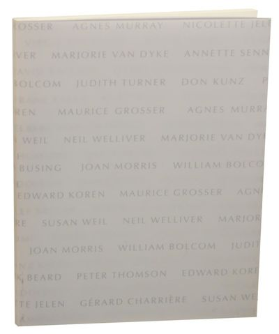 New York: Vincent Fitzgerald & Company, 1992. First edition. Softcover. 91 pages. Done in an edition...