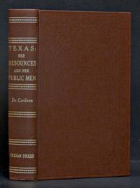 image of Texas: Her Resources and Her Public Men