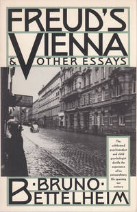 Freud's Vienna & Other Essays.