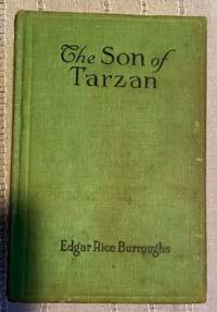 The Son of Tarzan by Edgar Rice Burroughs - Hardcover - 1918 - from Donna Strater (SKU: 041020211)