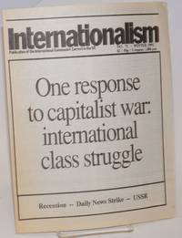 Internationalism: publication of the International Communist Current in the US. No. 71 (Winter 1991)