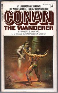 image of CONAN The Wanderer