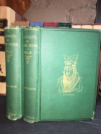 London: Smith, Elder & Co, 1870. First Edition. 8vo., two volumes, xx, 444pp., viii, 442pp.; VG;spin...