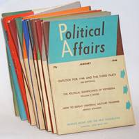 Political affairs, a magazine devoted to the theory  and practice of Marxism-Leninism (full run for 1948)