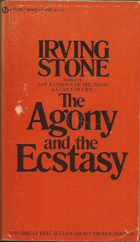 image of The Agony and the Ecstasy, A Novel of Michelangelo