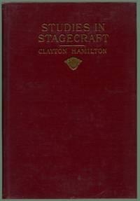STUDIES IN STAGECRAFT