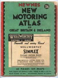 image of Newnes New Motoring Atlas of Great Britain_Ireland