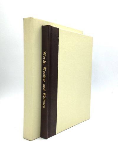 Gallup, New Mexico: The Southwesterner / Books, 1989. First Edition. Hardcover. Fine. Advance Proof....