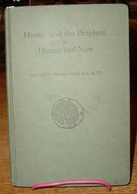 Homer and the Prophets or Homer and Now