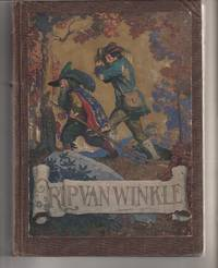 RIP VAN WINKLE by Washington Irving  - Probable 1st edition  - 1921  - from West of Denver Books (SKU: 1559)