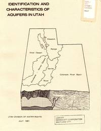 Identification and characteristics of aquifers in Utah