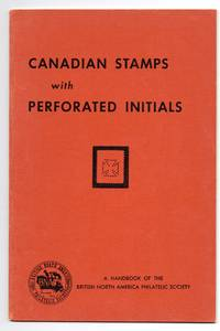 Canadian Stamps with Perforated Initials