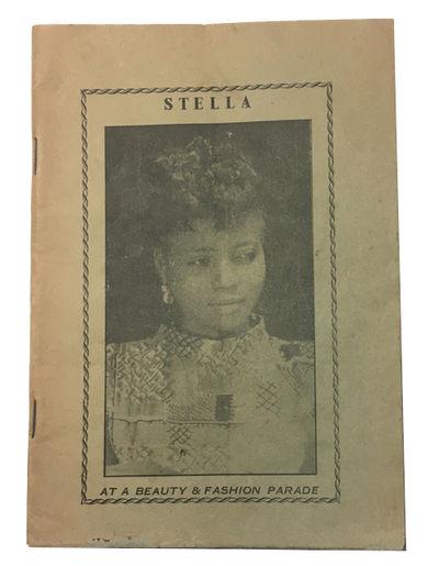 Port Harcourt: Vincent C. Okeanu, 1960. Paperback. Very Good. 71p. Portrait illustration on cover. P...