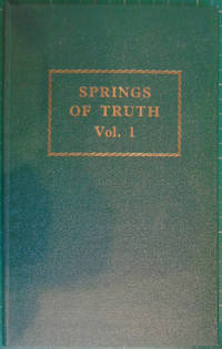 Springs of Truth volumes 1 to 21