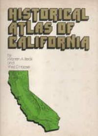 image of Historical atlas of California