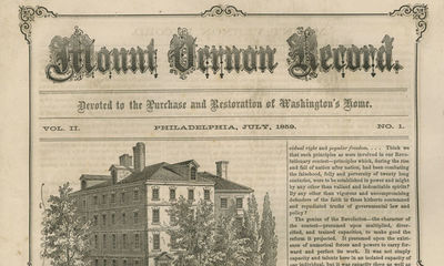 1858. George Washington This is a very rare publication. Records show no such near-complete sets hav...