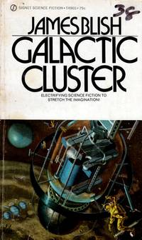 Galactic Cluster by  James Blish  - Paperback  - 1959  - from Kayleighbug Books (SKU: 040573)