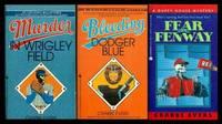 THREE DUFFY HOUSE MYSTERIES: Murder in Wrigley Field; Bleeding Dodger Blue; Fear in Fenway